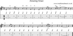 Common session tunes, Sheetmusic, Tabs for Mandolin, midi and for Amazing Grace Mandolin Lessons, Guitar Lessons, Teaching Music, Teaching Tools, Music Score, Amazing Grace, Charts, Sheet Music, Finger