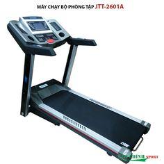 Máy chạy bộ điện JTT-2601A, máy tập chạy bộ, máy chạy bộ bằng điện chính hãng Động Lực dùng cho phòng tập giá rẻ