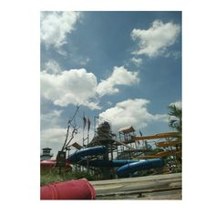 Jogja Bay. Water Park. Cetral Java. Indonesia