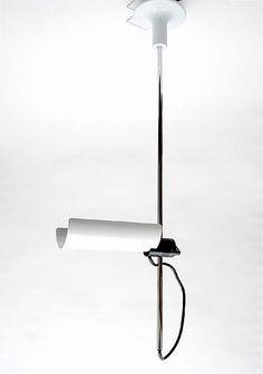 95 best vico magistretti images desk l l table light fixtures 1951 Kaiser Manhattan Deluxe Coupe vico magistretti chromed and enameled metal adim 404 ceiling light for o