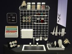 Altea Kitchen Clutter Part 2 by Mary Jiménez at pqSims4