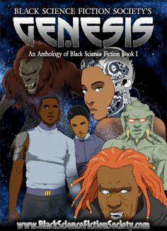 The Black Science Fiction Society -- home of Black science fiction. They're super nice, they let me join -- we have a shared interest in the future -- a DIVERSE future!!