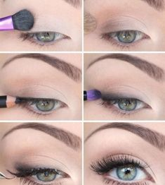 7 quick and easy Nude makeup 7 tutos maquillages Nude faciles et rapides Do you want natural make-up that is easy to make and usable every day? Seven simple makeup tutorials for a Nude and chic make-up. Make up n ° 1 Make up n ° 2 … - Simple Party Makeup, Unique Makeup, Natural Makeup, Eyeliner, Eyeshadow, Maquillage Harley Quinn, Make Up Primer, Make Up Artist Ausbildung, Kosmetik Online Shop