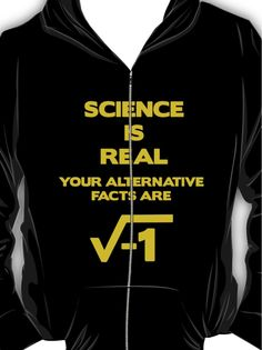 March For Science Science Is Real Hoodie (Zipper)