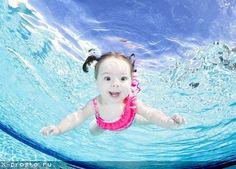 подводные малыши