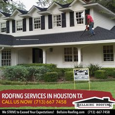 Give your home or business a brand new look with our expert exterior painting services. Call us today for more information or to schedule an estimate for your property (713) -667-7458  #PainterinHouston #Painter #Contractor #Houston #Home #Restoration #Painting #PaintingServices