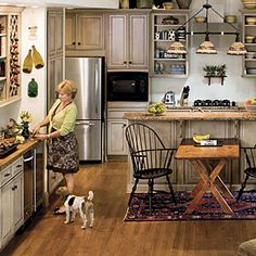 80 Tasty Kitchens   Rearrange and Renew   SouthernLiving.com