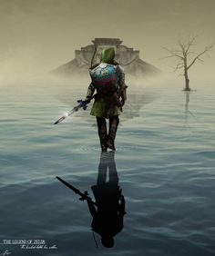 At Worlds End0024. -- Wicked post is wicked. Lots of awesome pictures in this thread. #nintendo #zelda