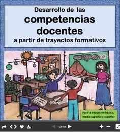 Competencias Docentes para Trayectos Formativos | #Presentación #Educación