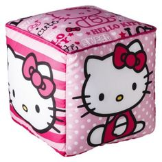 I'm learning all about Hello Kitty Pillow Cube at @Influenster! @hellokitty