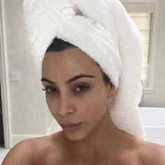 #NMT, la tendance zéro maquillage lancée par Kim Kardashian
