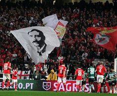 'Glorioso TOPO SUL Forever!': a Gloriosa Mística do Benfica....