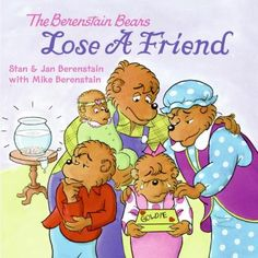Very sad news from deep in bear country: Jan Berenstain, the cocreator of the Berenstain Bears, has died. | I owned at least 30+ of this series. So sad
