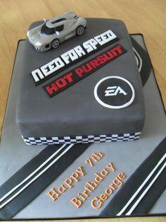 Koenigsegg cake
