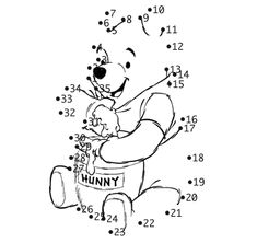 disney-coloring-pages-free-stitch-and-lilo-dalmations-snow-white-winnie-little-mermaid-looney-tunes-dumbo-printable-book-to-color - Coloring Pages For Kids Disney Coloring Pages, Coloring Pages For Kids, Coloring Pictures For Kids, Number Drawing, Disney Colors, Connect The Dots, To Color, Le Point, Looney Tunes