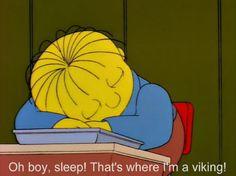 Oh Boy! Sleep!