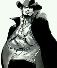 Mihawk - One Piece