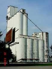 Katy, TX grain elevator
