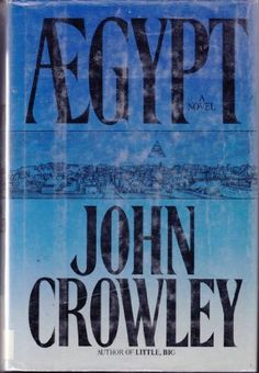 Aegypt (Bantam Spectra Book) by John Crowley http://www.amazon.com/dp/0553051946/ref=cm_sw_r_pi_dp_fbIjvb166B1MP