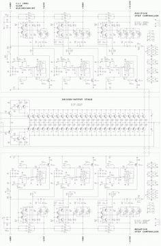 800W high power mosfet amplifier Schematic Diagram ...