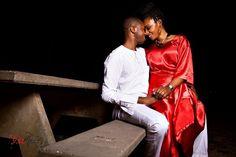 Lagos Engagement Session by Gazmadu Photography