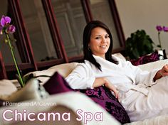 """The award-winning Chicama Country Spa at Glenburn Lodge, in the heart of the Cradle of Humankind, is located in tranquil, scenic and calming surroundings with spectacular views from every angle. Our """"Vineyard"""" theme and décor is complemented with the use of Theravine products. #PamperedAtGuvon #atGuvon #relax #spa In The Heart, Calming, Vineyard, Spa, Relax, Country, Products, Rural Area, Vine Yard"""