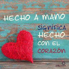 Echo con el corazón