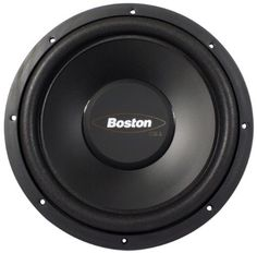 """Boston Acoustics G112-44 12-Inch 200 Watt Dual 4 Ohm G1 Series Subwoofer by Boston Acoustics. $61.00. Brand New Boston Acoustics G112-44 12"""" 200 Watt Dual 4 Ohm G1 Series Subwoofer Features:  12"""" Dual 4 Ohm G1 Series Subwoofer 1-3/4"""" Peak-to-peak excursion for deep, accurate, and powerful bass 2"""" 4-Layer dual 4 ohm voice-coil Radialvent® cooling, for increased power handling SureSetTM impedance selection and overdrive protection Multiple enclosures types and tuning opti..."""