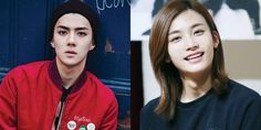 #EXO Sehun's cute mistake to Seventeen's Junghan brings laughter http://www.allkpop.com/article/2017/01/exo-sehuns-cute-mistake-to-seventeens-junghan-brings-laughter