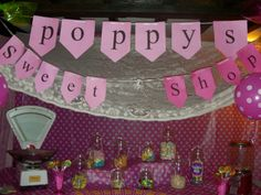 Candy Party,