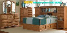 Oak Bedroom Furniture, Bedroom Suites, Sleigh Beds, Bedroom Sets