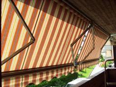 Tenda a braccio estensibile - tende da sole #awnings