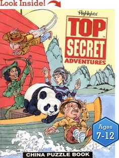 $17.40 per month loved this  Start your child's puzzle adventures today with our special FREE Top Secret Adventures kit offer! In this secret agent-themed puzzle book club, children become detectives searching for who, what, and where clues to solve mysteries one country at a time.    As kids work through each step in the mystery they'll learn about the people, culture, terrain, history, and geography of a specific country while learning to follow directions, think logically