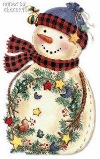 Snowman (hombres nieve   TERNURITAS DE LA RED)