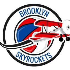 Brooklyn SkyRockets (Brooklyn, New York)  Northeast Division #3 #BrooklynSkyRockets #BrooklynNewYork #ABA (L11343)