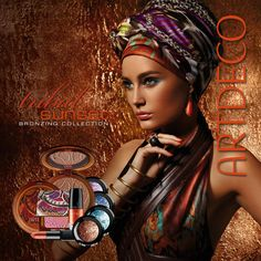 ArtDeco Cosmetics Tribal Sunset Makeup Collection for Summer 2013