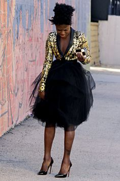 Clarice of I am a Damsel #streetstyle