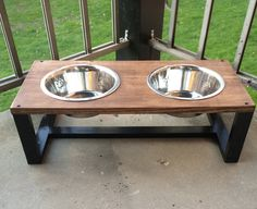 lg keep in feeders your tidy made and floors dog storage custom feeder food orvis bowls happy elevated this will