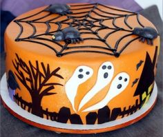 Pasteles de Halloween - Pasteles D' Lulú