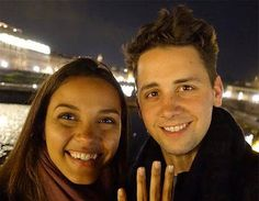 Gotham's Jessica Lucas Is Engaged to Alex Jermasek