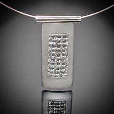 Silver Necklace by Karen Klinefelter
