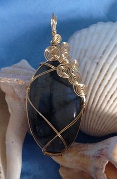 Labradorite Crystal is a stone of magic... awakening within you mystical and magical abilities and psychic powers. It has within it a deeply felt resonance that is very powerful, and it can be used to