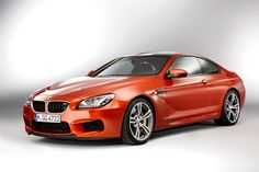 2012 M6 from BMW