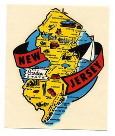 New Jersey has the most diners in the world and is sometimes referred to as the diner capital of the world.