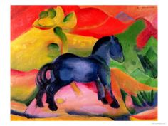 Franz Marc Poster - AllPosters.at