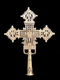 Ethiopian Cross 301