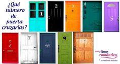 El test de las puertas devela tu personalidad