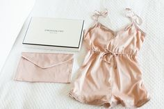 Image via We Heart It https://weheartit.com/entry/157771347/via/2055673 #delicate #lingerie #love #outfits #pastel #pink #this #tumblr #white #silky