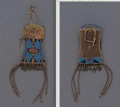 Cheyenne bag Hood Mus. Dartmouth ac