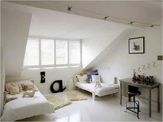 ebabee likes : big style for little people:Room for two: Boy and girl shared bedrooms